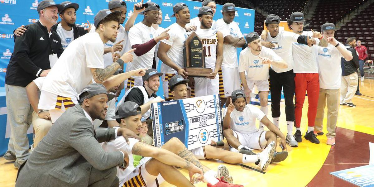 NCAA BOUND! Winthrop wins Big South Tournament to earn coveted postseason bid