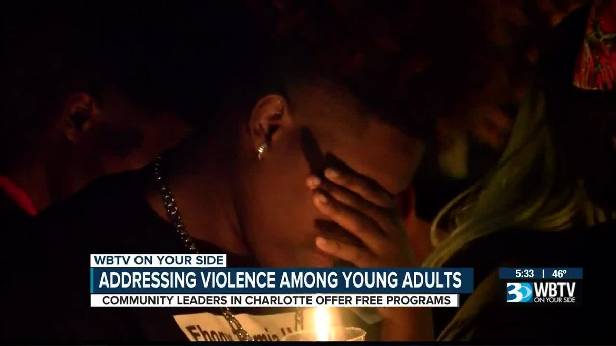 Addressing violence among young adults