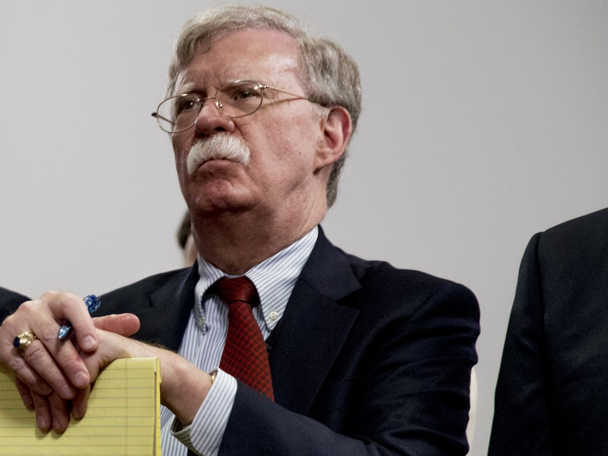 GOP lacks votes to block Bolton, other impeachment witnesses