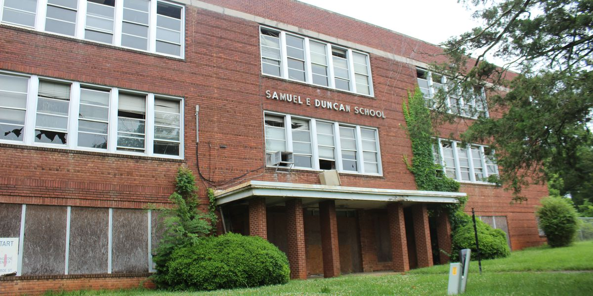 Monroe Street School, formerly J.C. Price High, to be preserved thanks to $500,000 grant