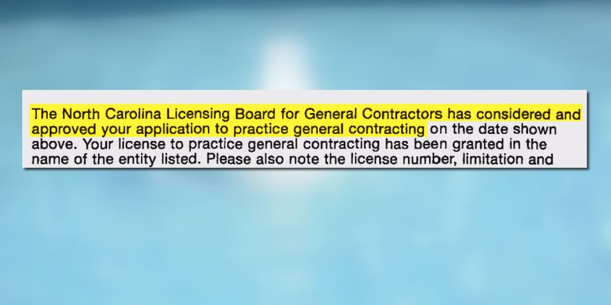 Pool contractor slipped through NC Licensing Board despite bankruptcies, lawsuit