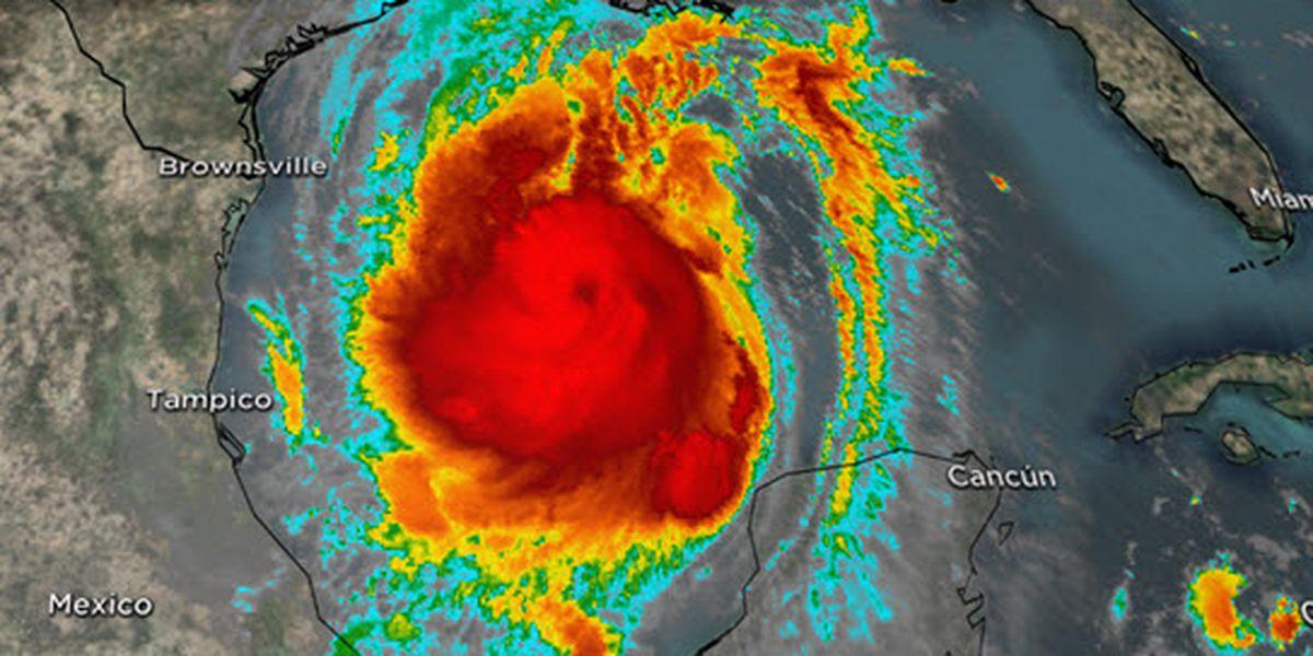 Delta: Hurricane conditions, life threatening storm surge reach northern Gulf Friday