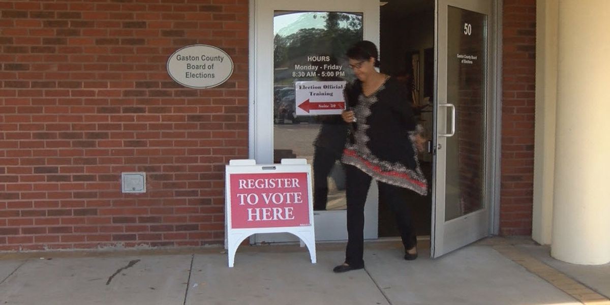 Gaston Co. election officials hope history doesn't repeat itself at polls in November
