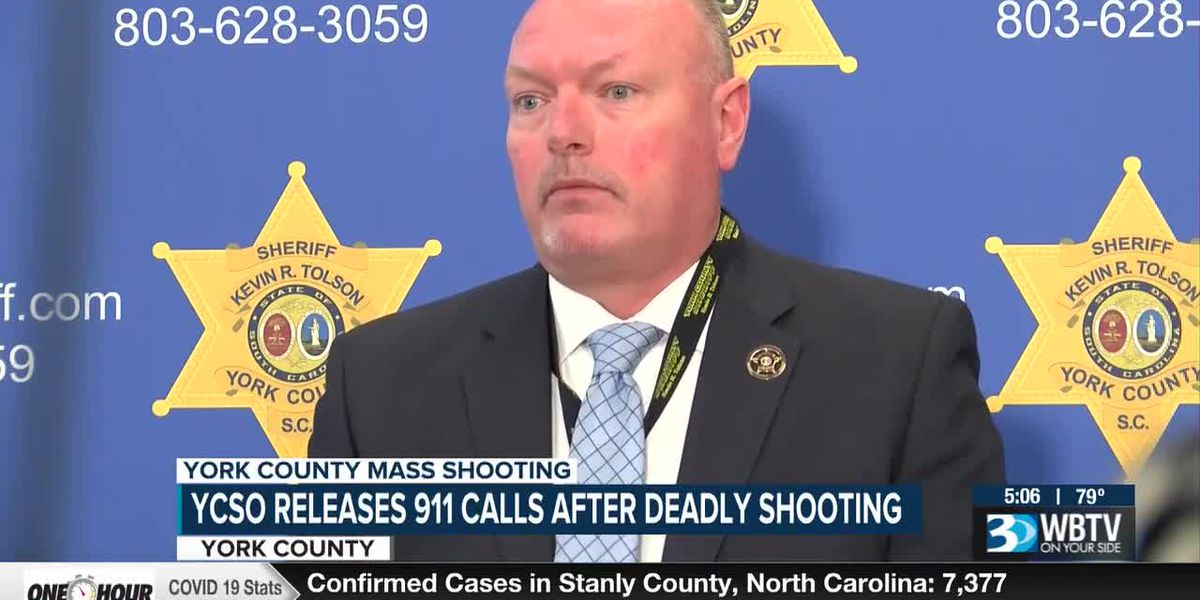 YSCO releases 911 calls after deadly shooting
