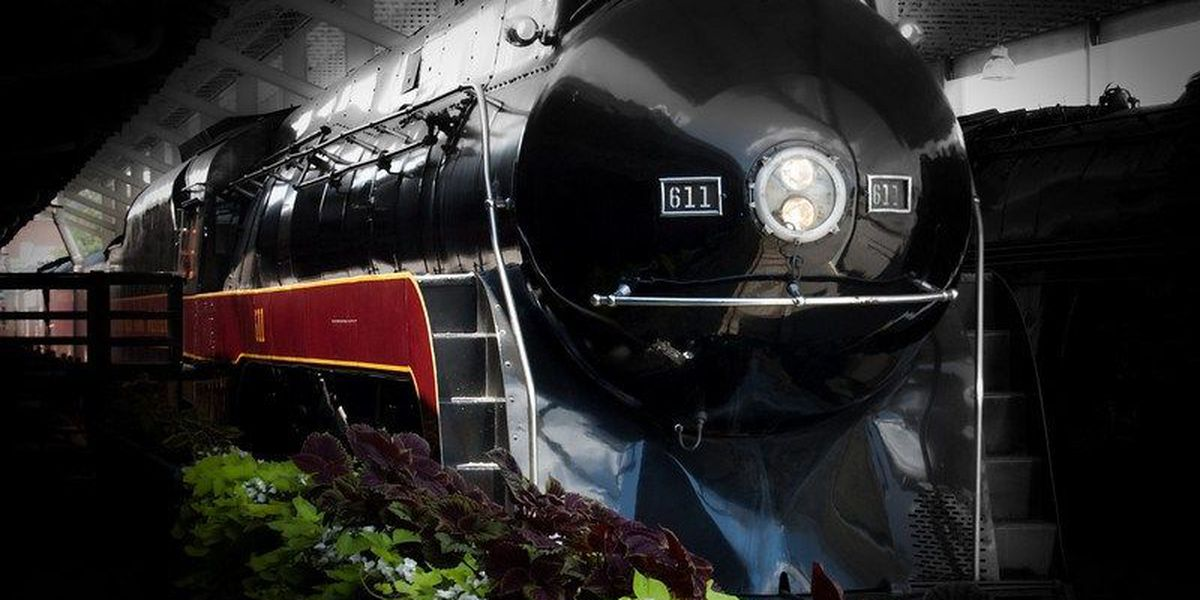 NC Transportation Museum hosts events for special train
