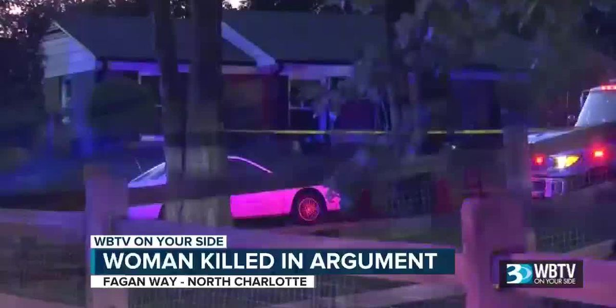 Person killed after argument at north Charlotte home