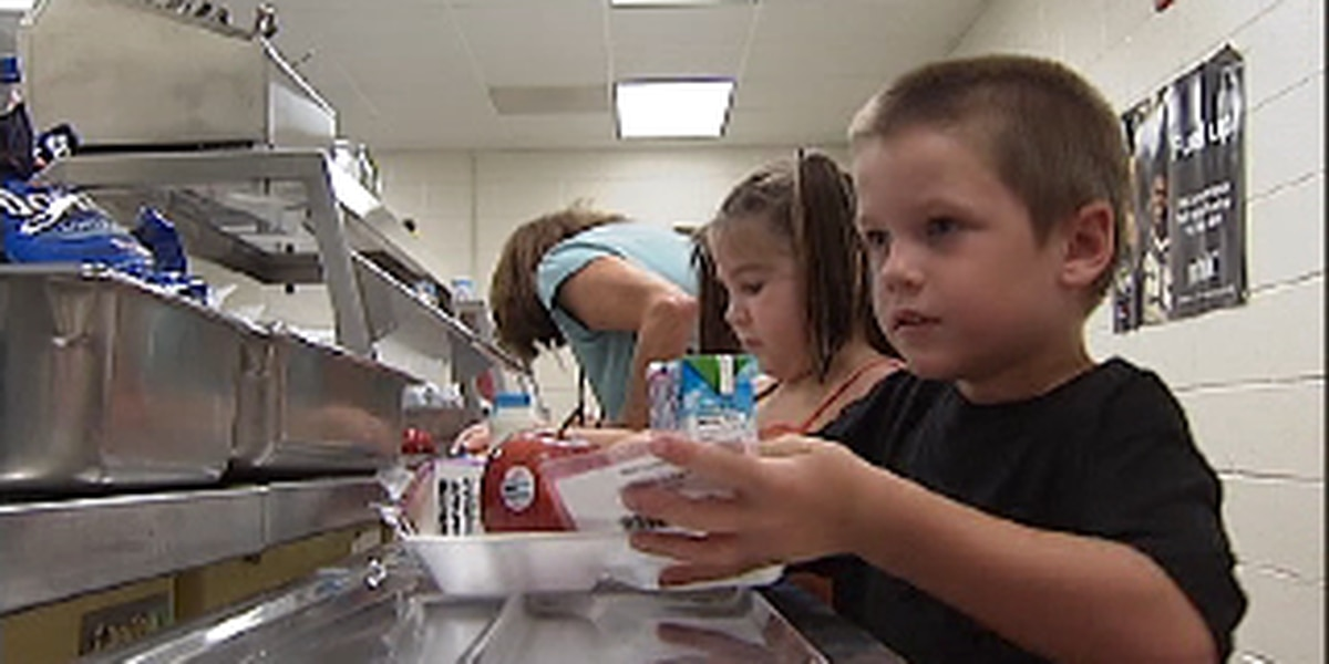All Brunswick County students will receive free breakfast, lunch for next four years