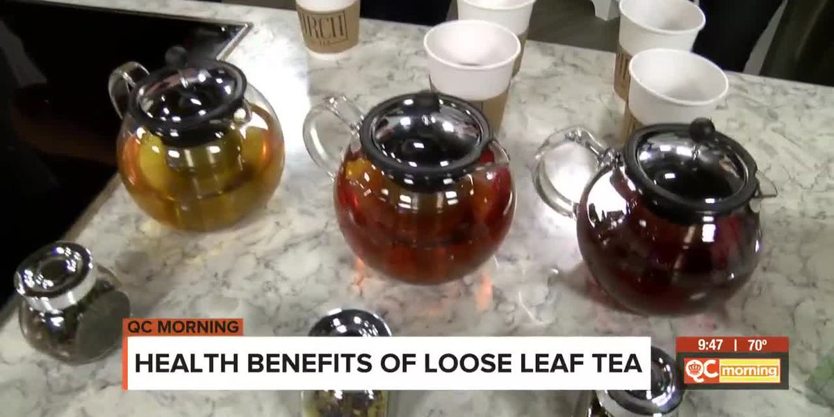 Loose leaf teas at Birch Fine Tea