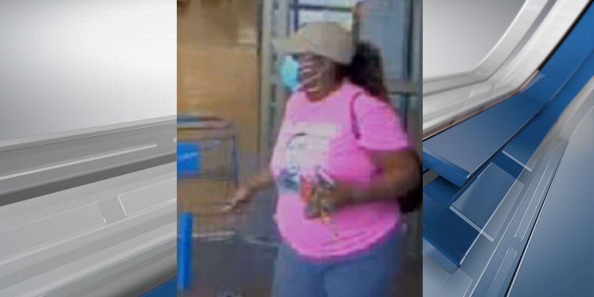 Richland Co. deputies seek woman accused of pointing gun at Walmart employee at Killian Road location