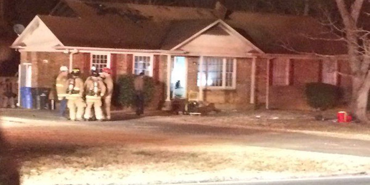 Heavy fire damages duplex in east Charlotte