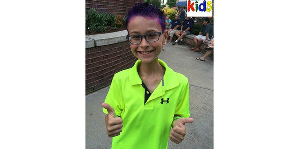 Molly's Kids: Elijah's spirit lives on with Casino Night (A fun way to help others!)