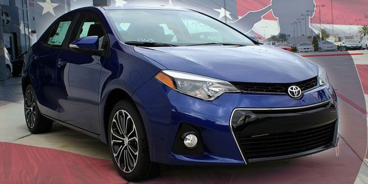 Don't miss our new Toyota Memorial Day deals in N Charlotte!