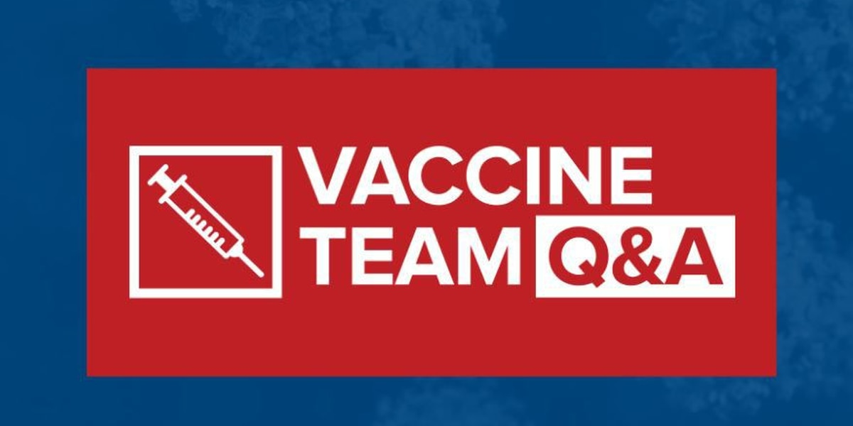 How to submit Vaccine Team Q & A