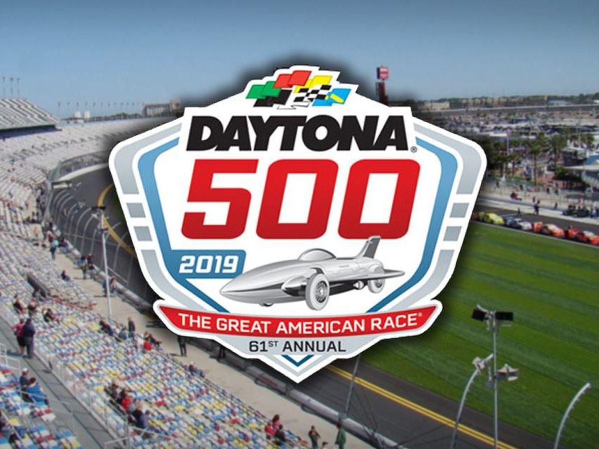 Daytona 500 field is set