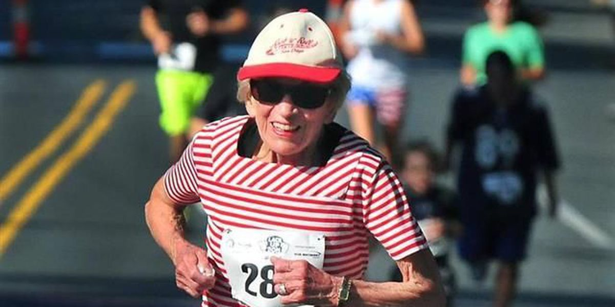 At 92, Harriette Thompson on verge of becoming oldest female marathon finisher