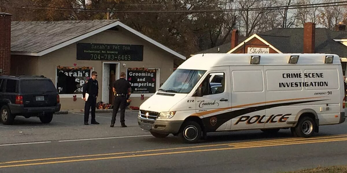 No charges for woman accused of fatally shooting man inside Concord pet spa