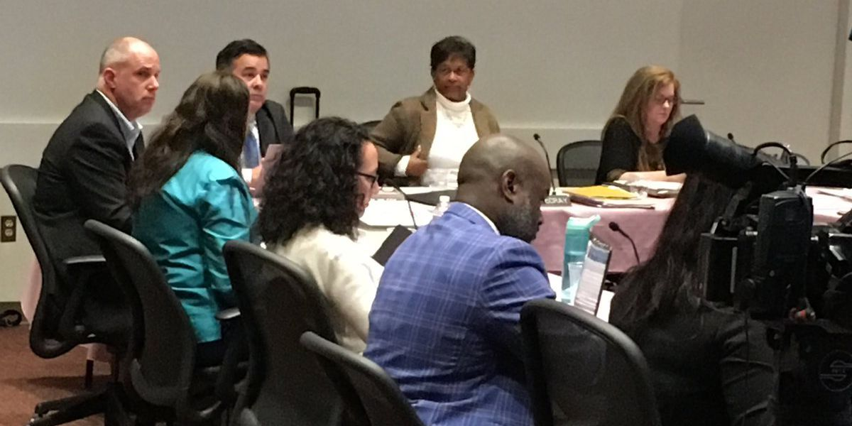 CMS school board tackles municipal concerns