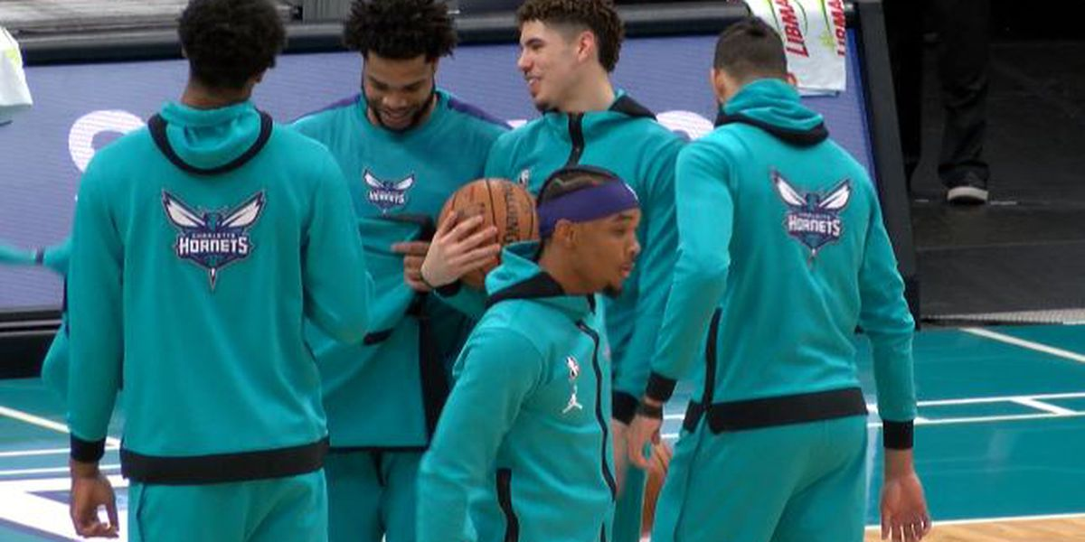 History for LaMelo Ball as the Charlotte Hornets win their 3rd straight