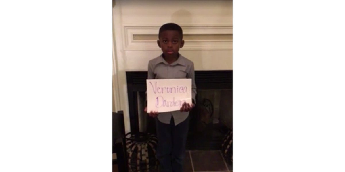 This boy's emotional video tribute to fallen NC prison workers has people crying
