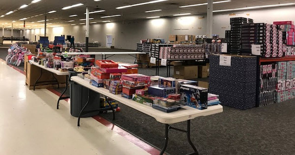 CMPD, Salvation Army Asking For Christmas Gifts & Food