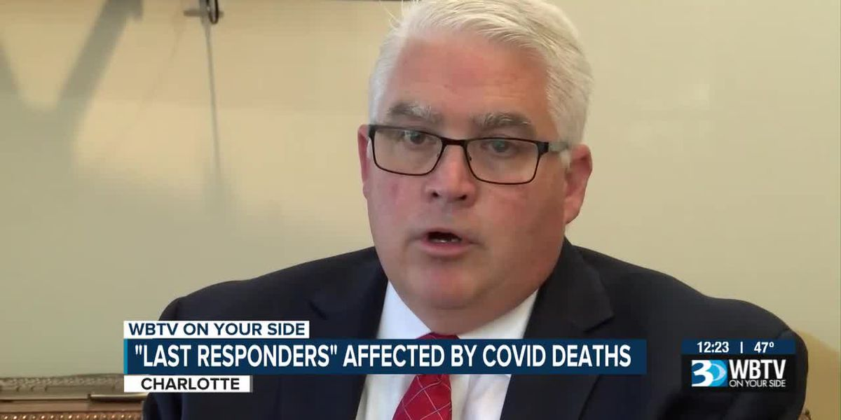 """""""Last responders"""" affected by COVID-19 deaths"""
