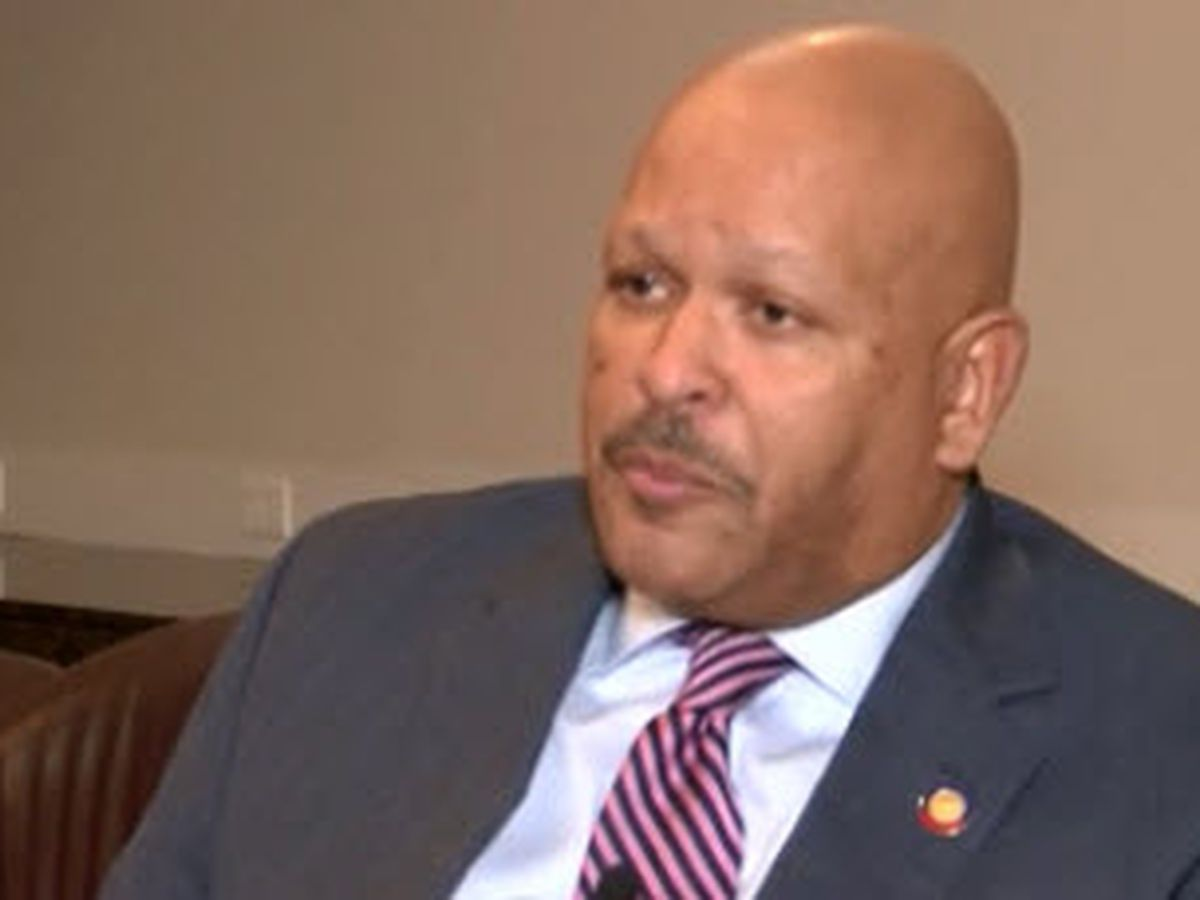 Former Rep. Rodney Moore, indicted in campaign finance probe, turns self in to police