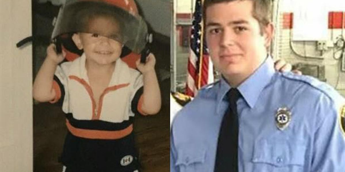 Pineville bridge named after 20-year-old firefighter killed in the line of duty