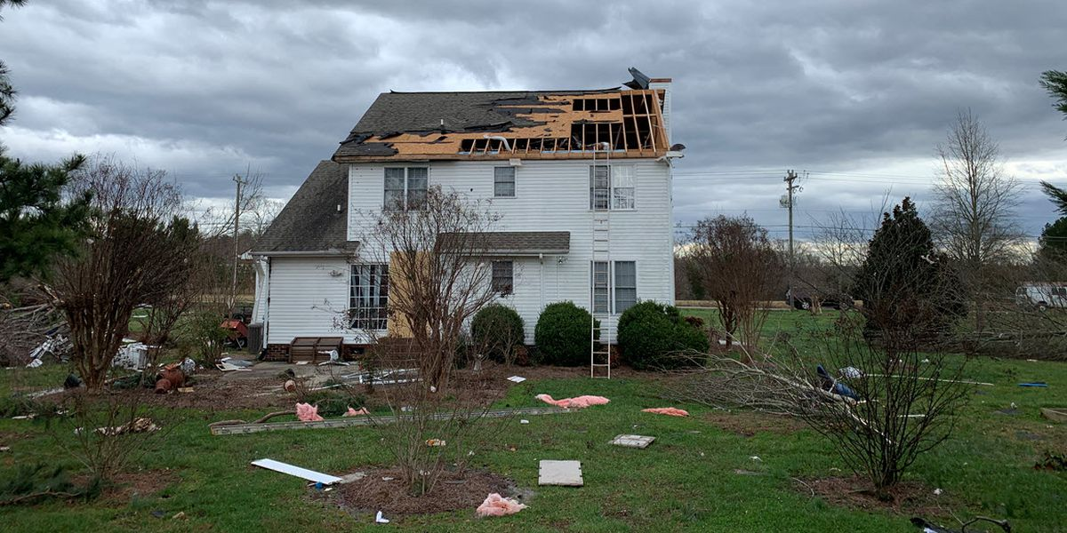 NWS confirms tornadoes in Rowan, Cabarrus counties