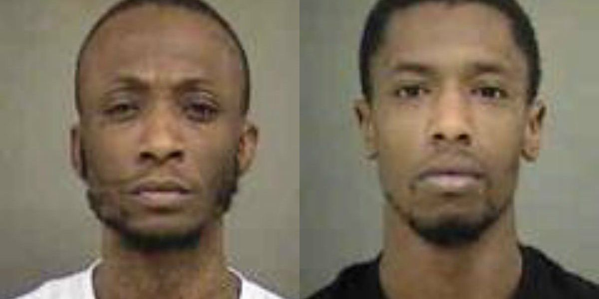 Men arrested for armed robbery in north Charlotte