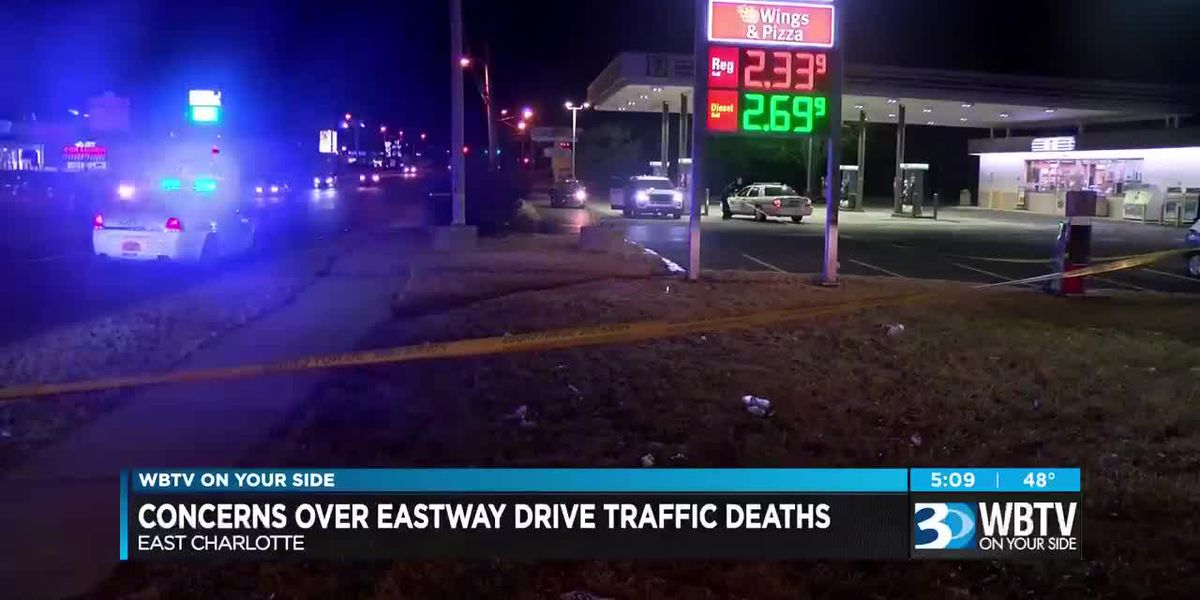 Concerns over Eastway Drive traffic deaths