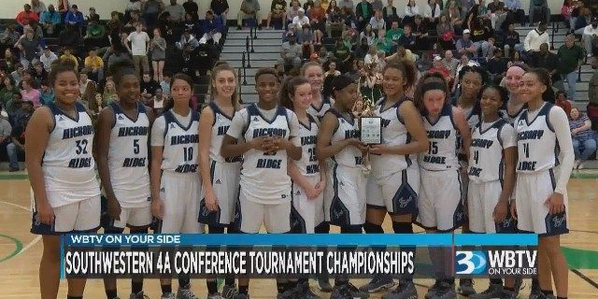 WBTV Sports Overtime: Southwestern 4A Conference Tournament Championships