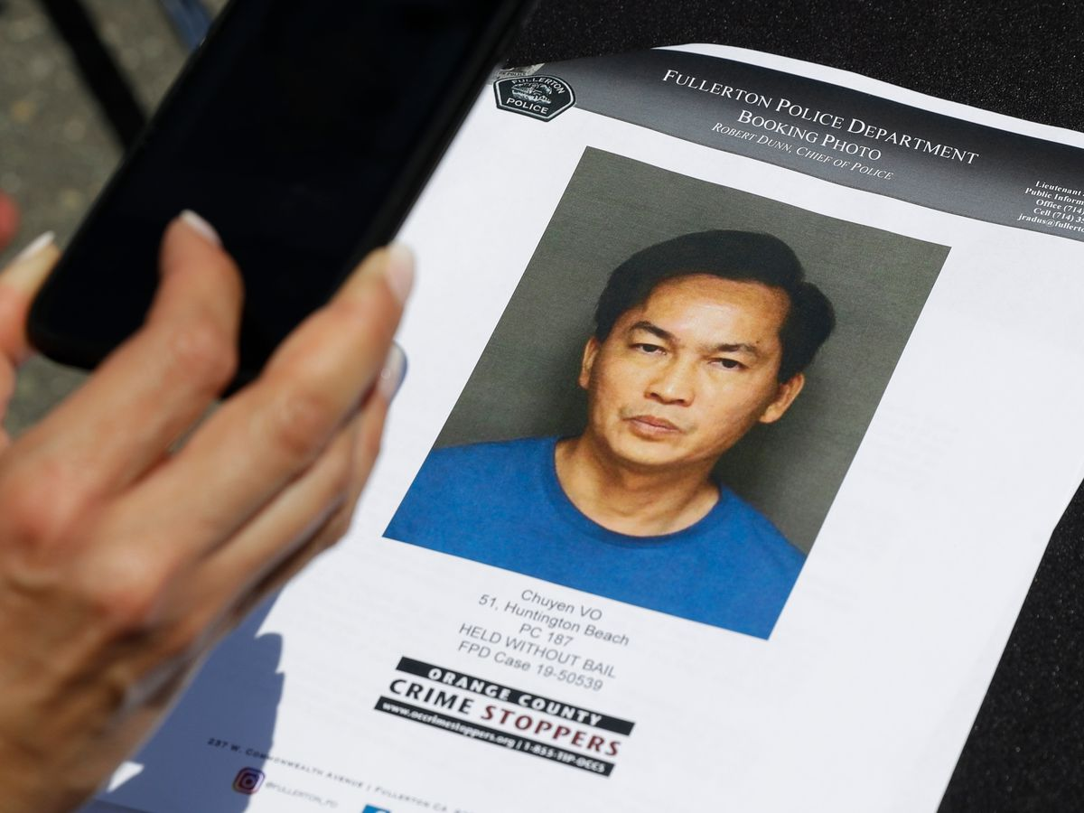 Suspect in California campus killing was co-worker