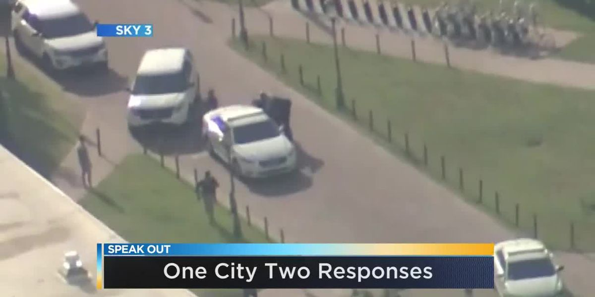 WBTV Speak Out Editorial: One City Two Responses
