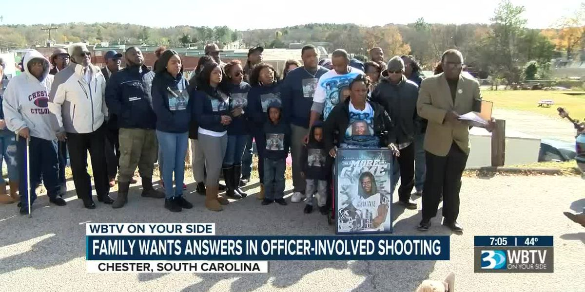 Family of S.C. man shot and killed by police at Walmart looking for answers