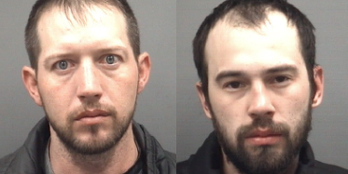 Two Rowan County men facing several drug charges