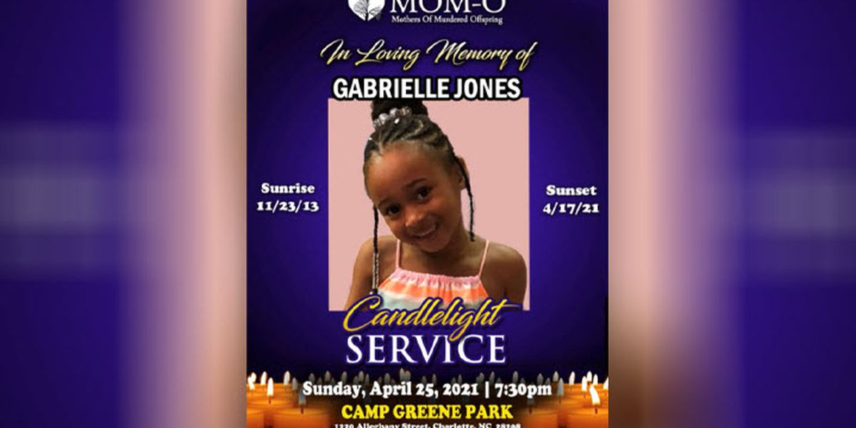 Charlotte candlelight service planned for 7-year-old girl fatally shot by uncle in Gastonia