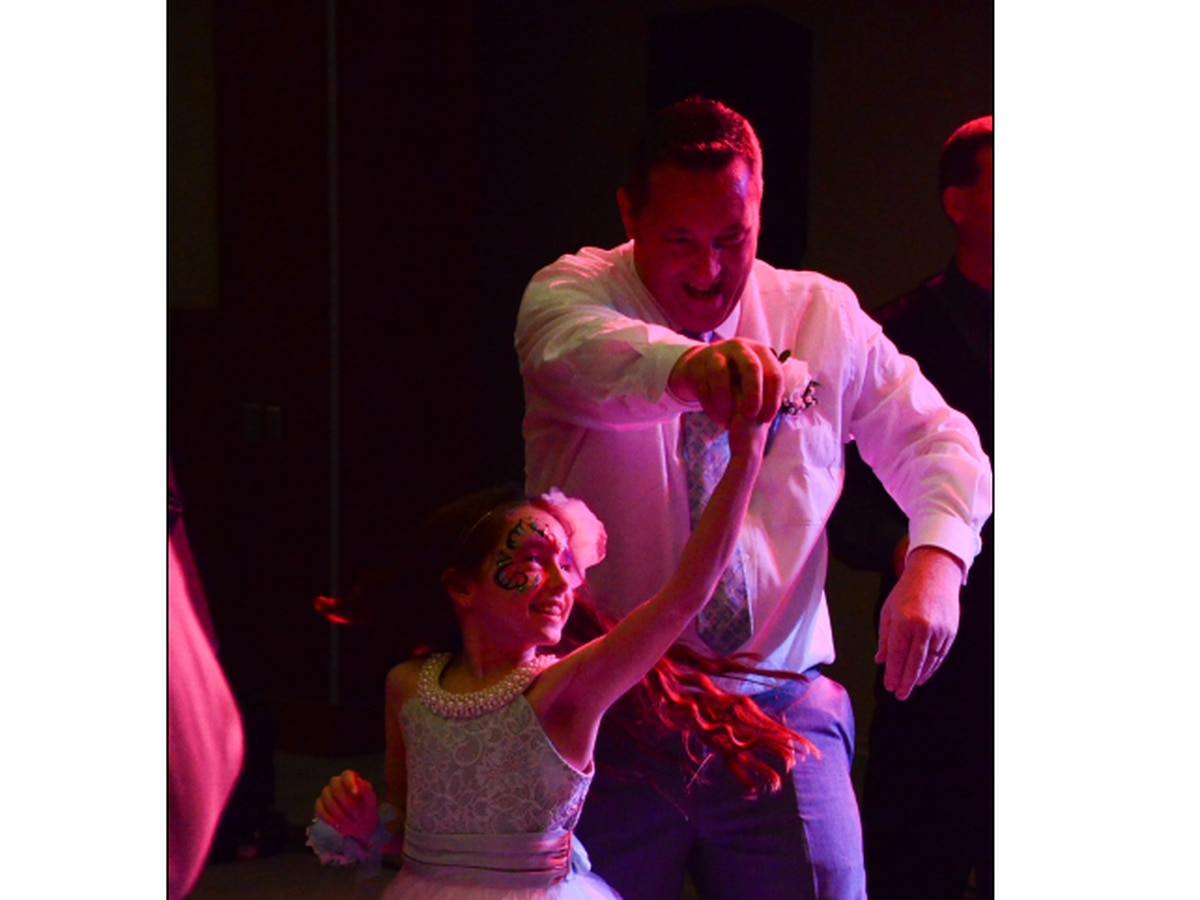 Daddy-daughter Dance coming to Kannapolis