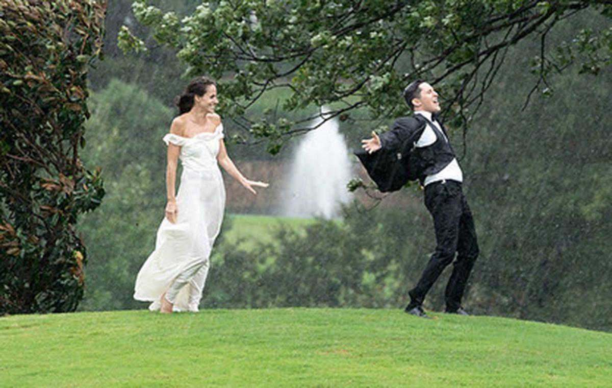 Wedding canceled due to Florence, so Charleston couple celebrate in