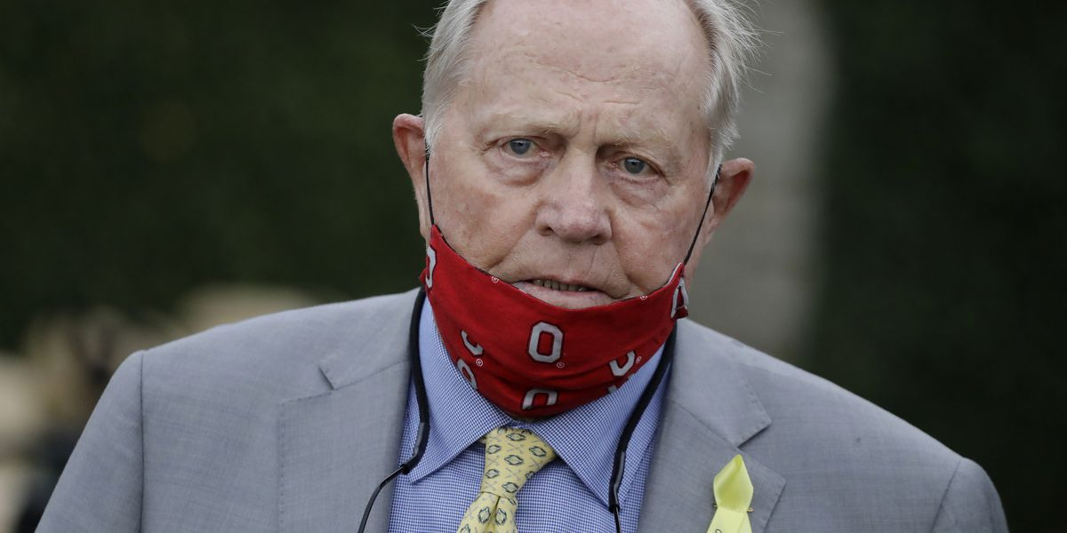 Ohio native and golf legend Jack Nicklaus issues ...