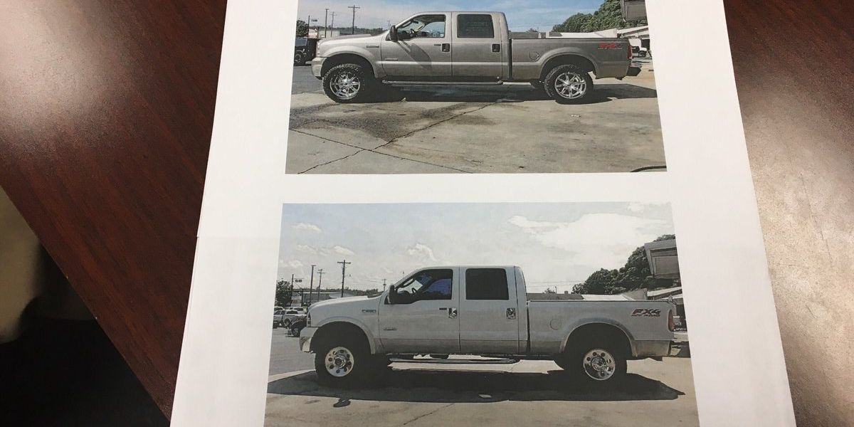 Criminals target Ford pickup trucks in theft ring