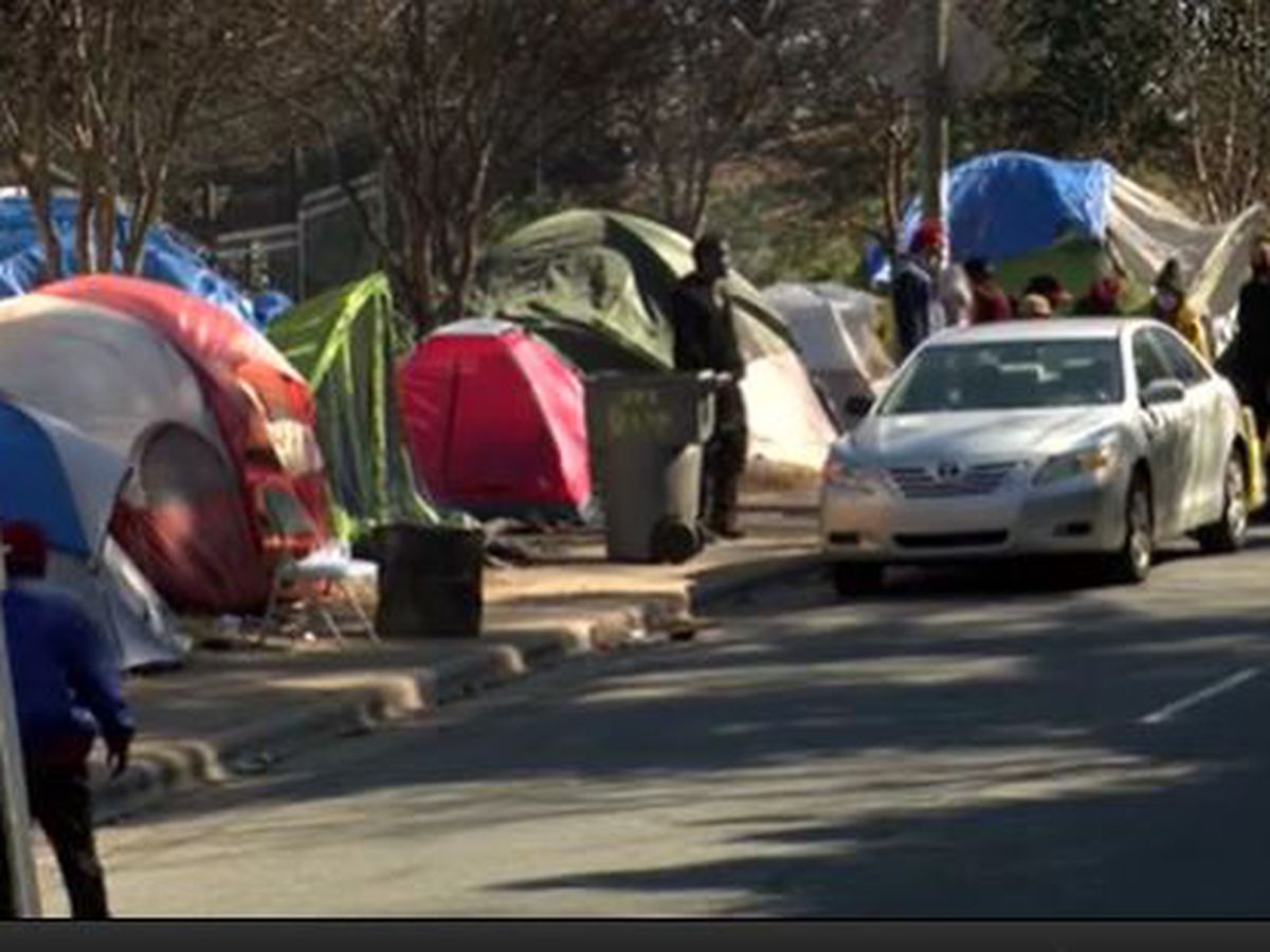 'We really were tasked with doing the impossible'; organizations continue support for Tent City residents despite challenges