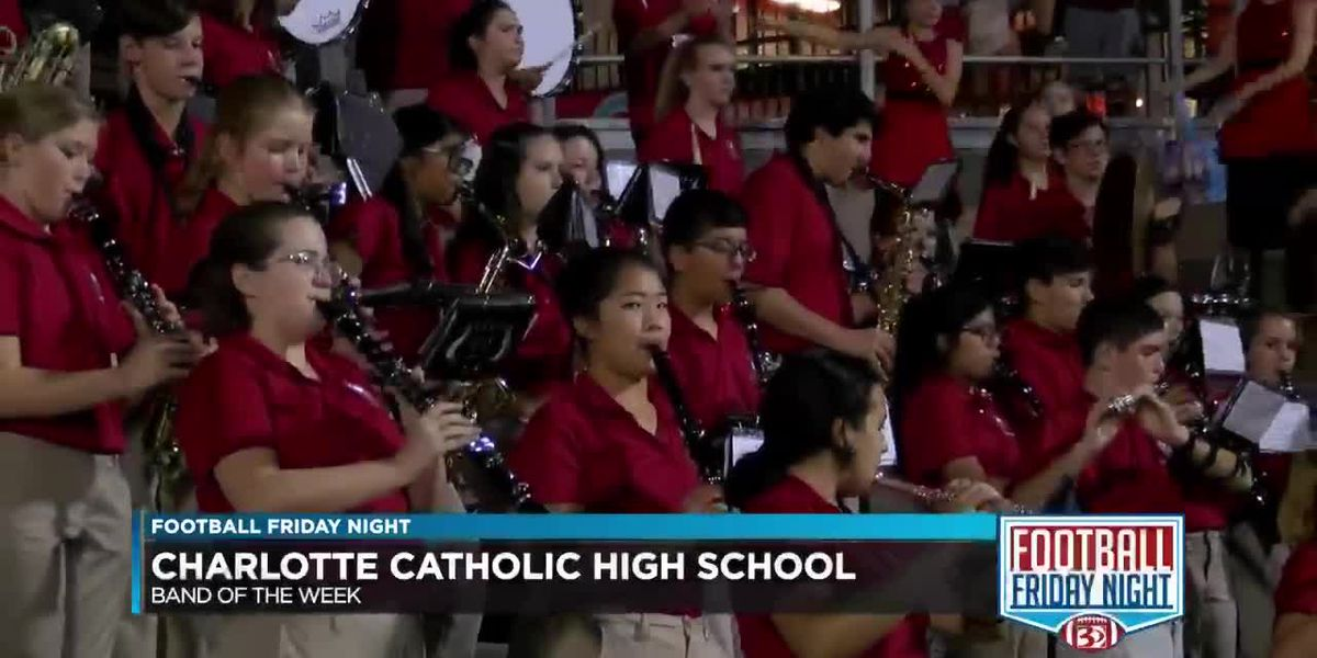Charlotte Catholic Band of the Week