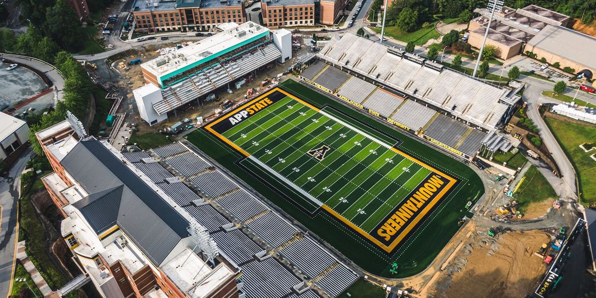 App State to allow family members at sporting events, more fans allowed soon