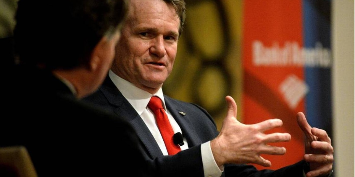 Here's how CEO pay at Bank of America compares with bank's typical worker