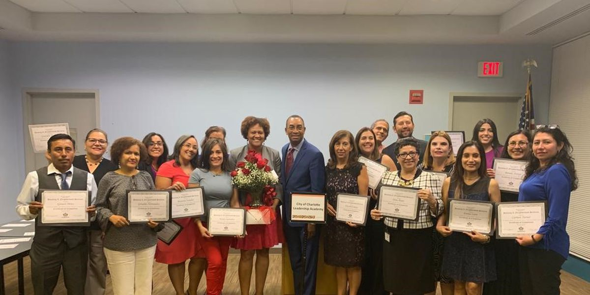 Charlotte holds first Hispanic Leadership Academy
