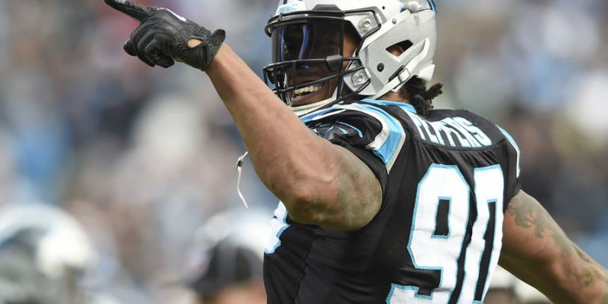 Former Carolina Panthers DE Julius Peppers aids Florence victims with donation