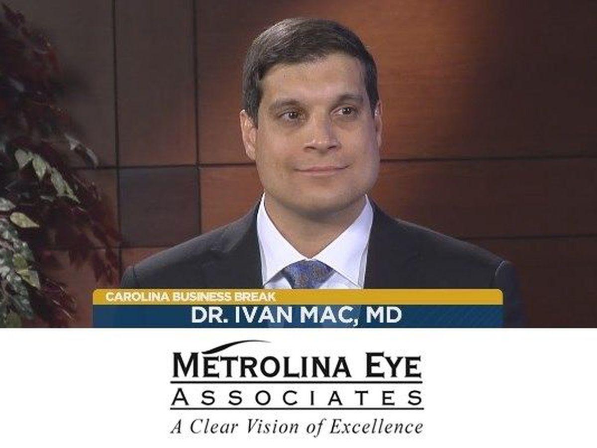 Full-service eye care practice