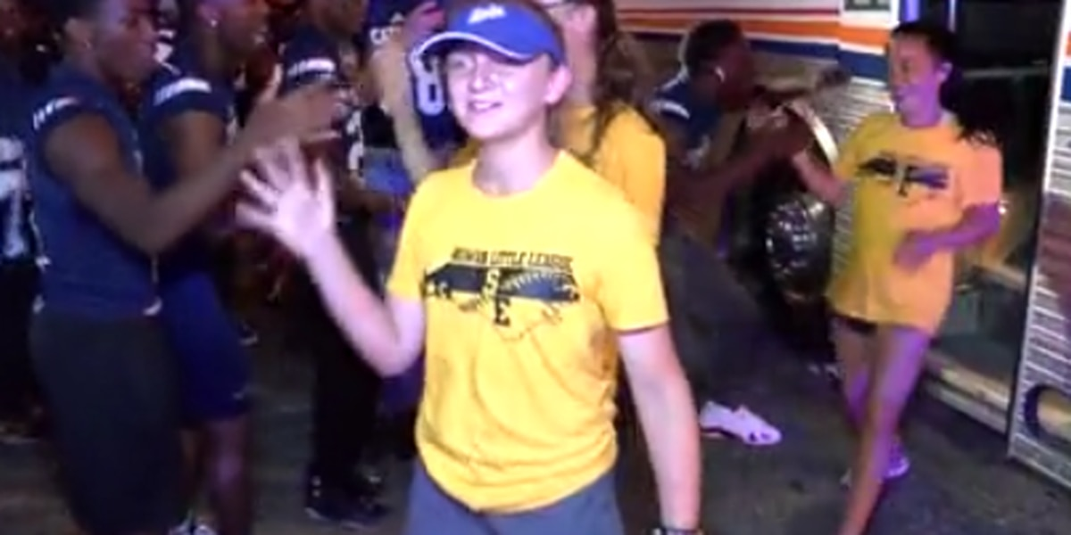 Parade and rally set for Saturday for Rowan Little League champs