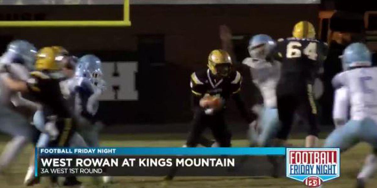 West Rowan at Kings Mountain