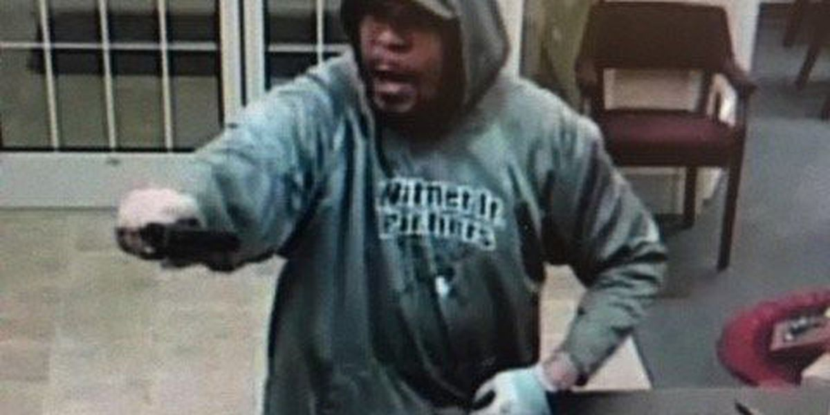 Police search for wanted man in Iredell Co. bank robbery